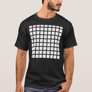 Optische Illusions-T - Shirt