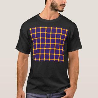 optische Täuschung T-Shirt