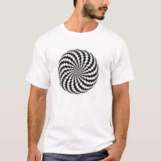 Optische Täuschung V T-Shirt