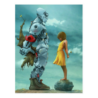 OPUS Cyber-Valentinstag Postkarte