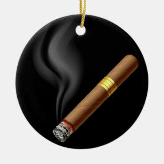 OPUS schwelende Zigarre Keramik Ornament
