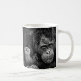 Orang-Utan Kaffee-Tasse Kaffeetasse