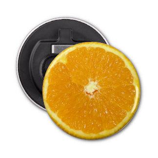 Orange Frucht-neue Scheibe - Flaschen-Öffner Runder Flaschenöffner