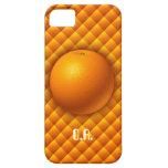 Orange iPhone 5 Kasten iPhone 5 Cover