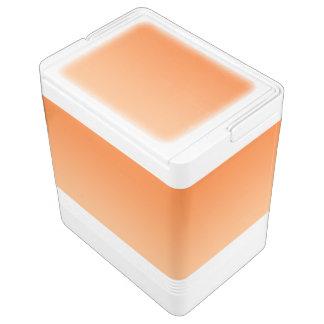 Orange Ombre Kühlbox
