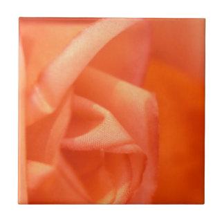 Orange Rose Fliese