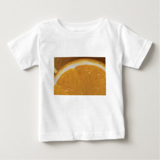 orange Scheibe ja Baby T-shirt