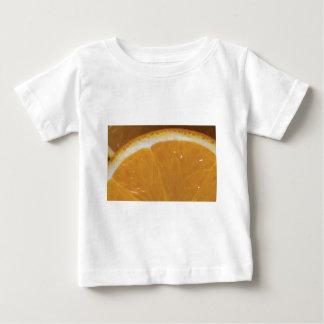 orange Scheibe ja Baby T-shirt