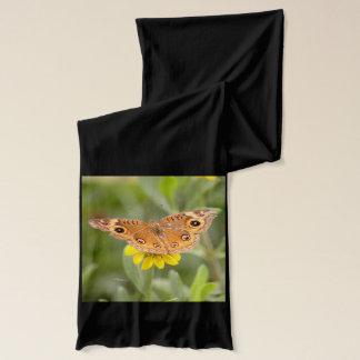 Orange Schmetterlinge Schal