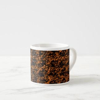 Orange Tasse Espresso-Tassen