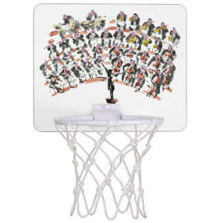 Orchester Mini Basketball Ring
