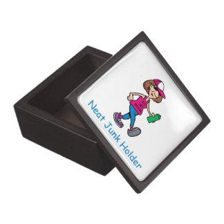 Ordentliche Kram-Halter-Geschenkboxen Schachtel