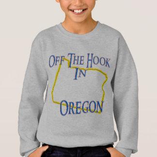 Oregon - weg vom Haken Sweatshirt