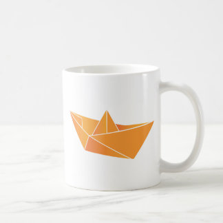 Origami Boot Tasse