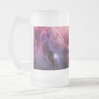 Orions-Nebelfleck M42 Mattglas Bierglas