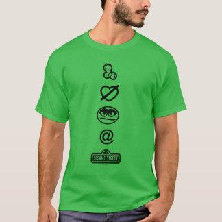 Oscar die Klage-Ikonen T-Shirt