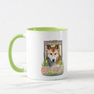 Osterei-Plätzchen - Dingo Tasse