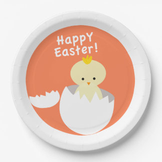 Ostern-Chic Pappteller