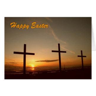 Ostern-Postkarte Grußkarte