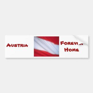 Österreich Autoaufkleber