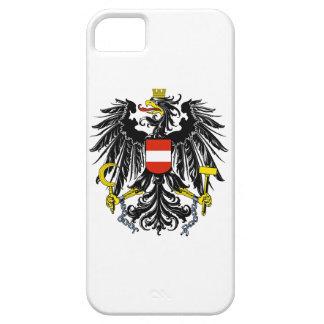 Österreich-Emblem iPhone 5 Etuis
