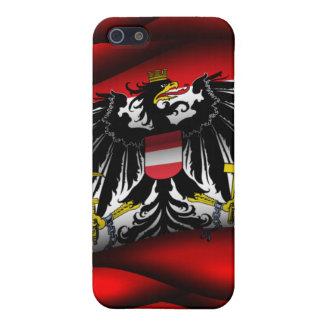 Österreich-Flagge Iphone 4/4S Speck-Kasten Schutzhülle Fürs iPhone 5