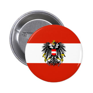 Österreich-Staats-Flaggen-Knopf Anstecknadelbutton
