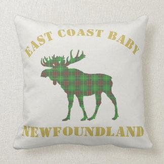 Ostküsten-Baby-Neufundlandtartan-Elchkissen Kissen