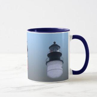 Ostküsten-Leuchttürme Tasse