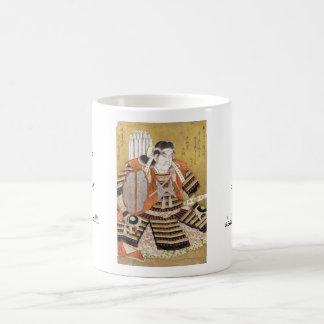 Ôta Dôkan, von den Reihe Kriegern als sechs Kaffeetasse