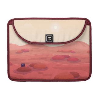 """Otter auf Mars-""""Leben auf Mars"""" Macbook Prohülse Sleeves Für MacBook Pro"""