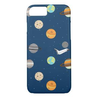 Otter-Raumfähre-Planeten-Erforschung iPhone 8/7 Hülle