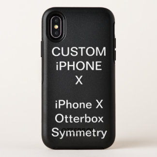 OtterBox SYMMETRY iPhone X HÜLLE