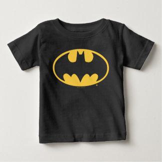 Ovales Logo Batman-Symbol-| Baby T-shirt