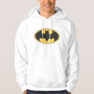 Ovales Logo Batman-Symbol-| Hoodie