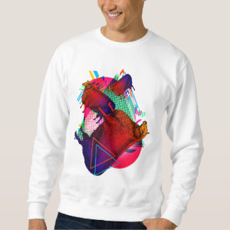 oveja sweatshirt