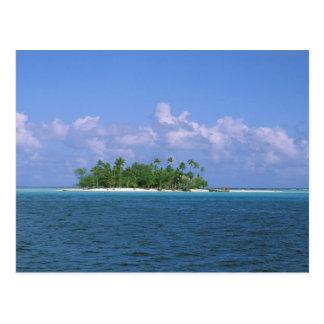 Ozeanien, Französisch-Polynesien, Tahiti. Klein Postkarten