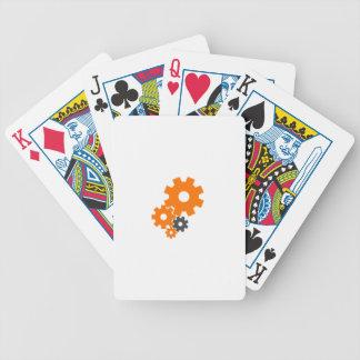 OzzyCat Studio-Logo Poker Karten