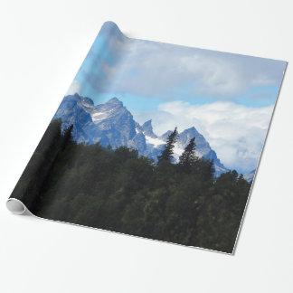 Packpapier Alaska-Strecken-77