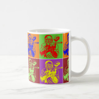 Paintball Pop Art Tasse