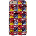 Painted Shield Pattern Barely There iPhone 6 Plus Case