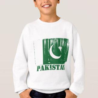 Pakistan-Flagge Sweatshirt