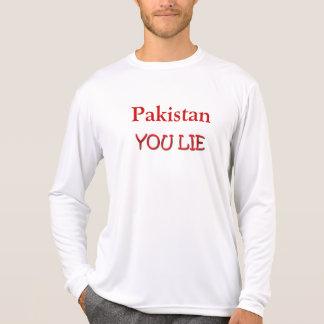 Pakistan liegen Sie T-Shirt