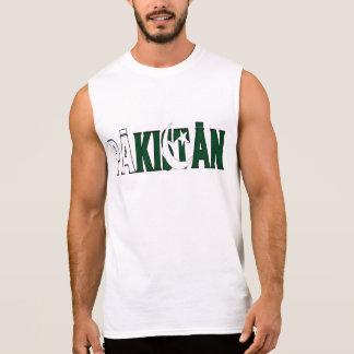 Pakistan-Shirt Ärmelloses Shirt