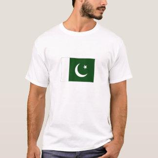Pakistan-Staatsflagge T-Shirt