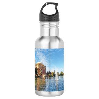 Palast Sans Fransisco von schönen Künsten Trinkflasche