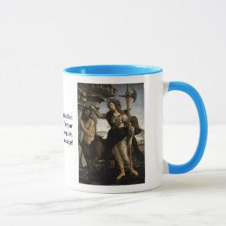 Pallas und der Zentaur Tasse