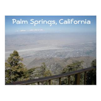 Palm Springs, Kalifornien-Postkarte Postkarten