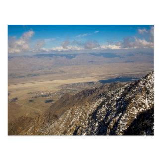 Palm Springs Postkarte