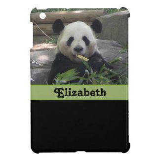 Panda-Bär personalisiertes iPad Minifall Hüllen Für iPad Mini
